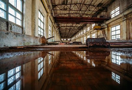 DWESRWater Damage Commercial Property