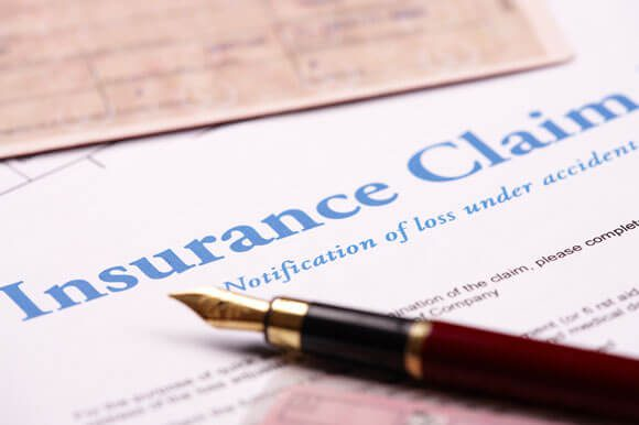 We Offer Insurance Claims Asistance